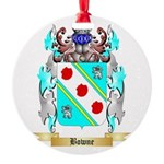 Bowne Round Ornament