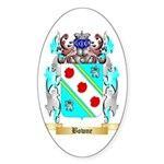 Bowne Sticker (Oval)