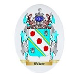 Bowne Ornament (Oval)