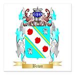 Bown Square Car Magnet 3
