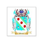 Bown Square Sticker 3