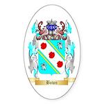 Bown Sticker (Oval 10 pk)