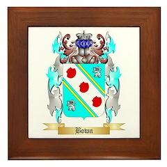 Bown Framed Tile