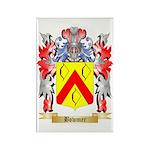 Bowmer Rectangle Magnet (10 pack)