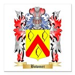 Bowmer Square Car Magnet 3