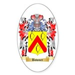 Bowmer Sticker (Oval 10 pk)