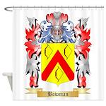 Bowman Shower Curtain