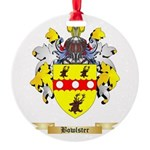 Bowlster Round Ornament