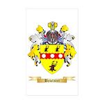 Bowlster Sticker (Rectangle 50 pk)