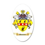 Bowlster 20x12 Oval Wall Decal