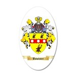 Bowlster 35x21 Oval Wall Decal