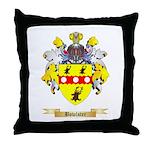 Bowlster Throw Pillow