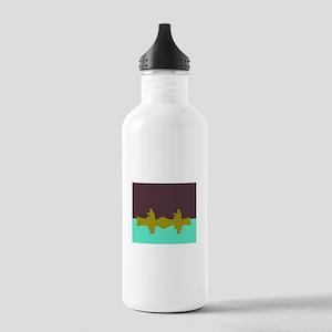 NIGHT SKY CANOE Stainless Water Bottle 1.0L
