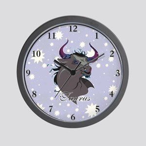 Starlight Taurus Wall Clock