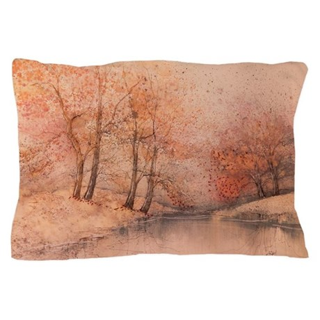 Country Beauty Pillow Case