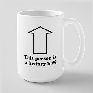 History Buff Mugs