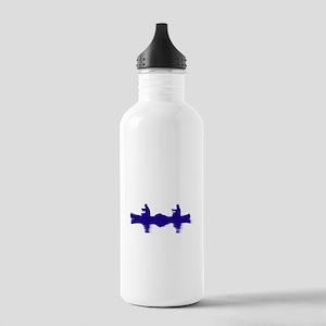 BLUE CANOE Stainless Water Bottle 1.0L