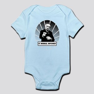 Science works Infant Bodysuit