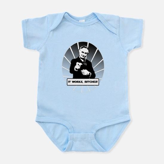 Science works Infant Bodysuit