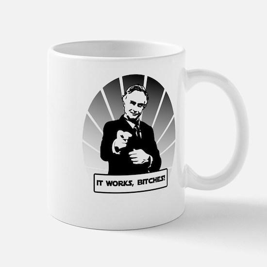 Science works Mug