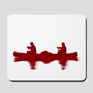 RED CANOE Mousepad