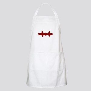 RED CANOE Apron