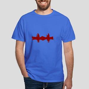 RED CANOE Dark T-Shirt