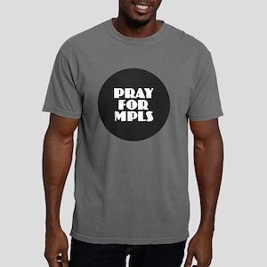 Pray for Minneapolis Mens Comfort Colors Shirt