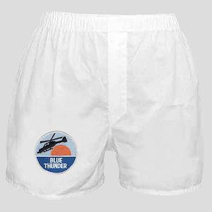Blue Thunder Boxer Shorts