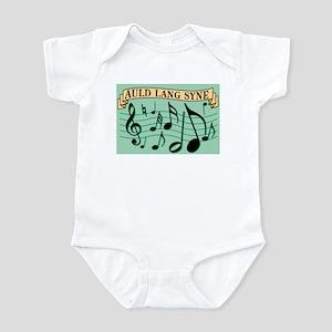 Auld Lang Syne Infant Bodysuit