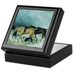 The Storm Borzoi Keepsake Box