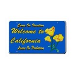 Welcome to California Wall Decal