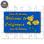 Welcome to California Puzzle