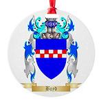 Boyd Round Ornament