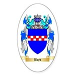 Boyd Sticker (Oval 10 pk)