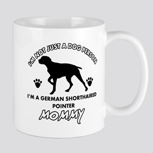 German Shorthared dog breed designs Mug