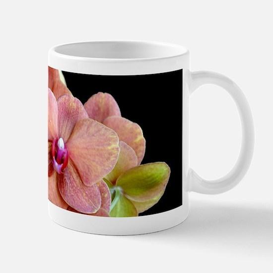 Orange Orchids 2 Mug
