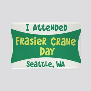 Frasier Crane Day Rectangle Magnet