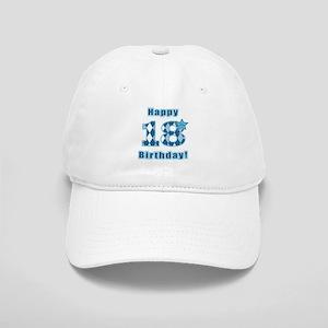 Happy 18th Birthday! Baseball Cap