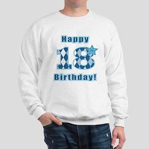 Happy 18th Birthday! Sweatshirt