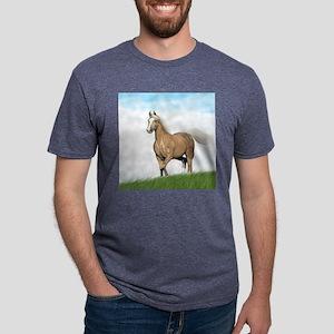 Cloud Palomino Mens Tri-blend T-Shirt