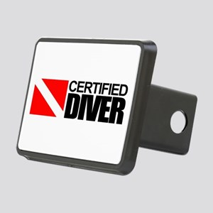 Certified Diver Hitch Cover