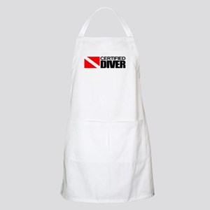 Certified Diver Apron