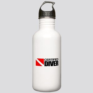 Certified Diver Water Bottle