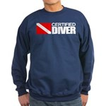Certified Diver Sweatshirt
