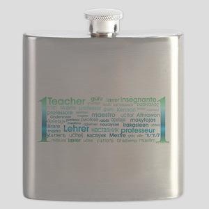 # 1 Teacher Flask