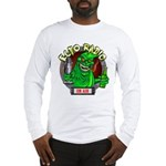 Ecto Radio mascott Long Sleeve T-Shirt