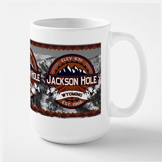 Jackson Hole Vibrant Large Mug