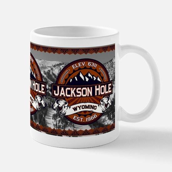 Jackson Hole Vibrant Mug