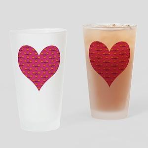 LLAMAS Drinking Glass